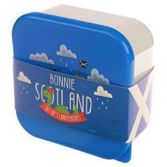 Set 3 cutii pentru pranz - Fun Nessie Design