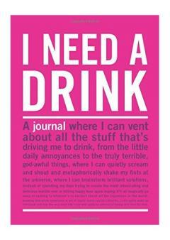 Jurnal - I need a drink Knock Knock