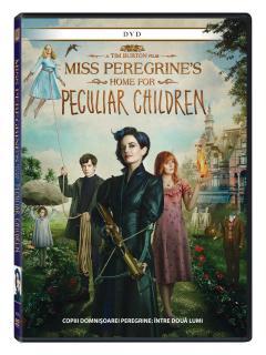 Copiii domnisoarei Peregrine: Intre doua lumi / Miss Peregrine's Home for Peculiar Children