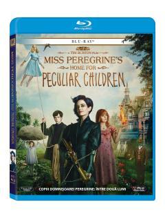 Copiii domnisoarei Peregrine: Intre doua lumi (Blu Ray Disc) / Miss Peregrine's Home for Peculiar Children