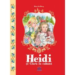 Heidi si Clara la cabana