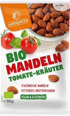 Migdale prajite cu mediterranean Tomato - Landgarten