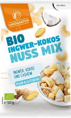 Mix ghimbir - Cocos-Caju