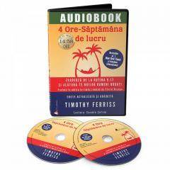 4 ore - Saptamana de lucru - Audiobook