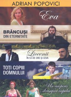 Colectie 5 filme Adrian Popovici