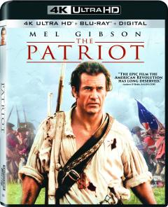 Patriotul / The Patriot (4K Ultra HD + Blu-Ray Disc)