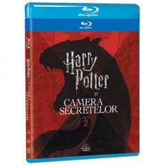 Harry Potter si camera secretelor / Harry Potter and the Chamber of Secrets (Blu-Ray Disc)