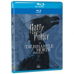 Harry Potter si Talismanele Mortii: Partea 2 / Harry Potter and the Deathly Hallows: Part 2  (Blu-Ray Disc)
