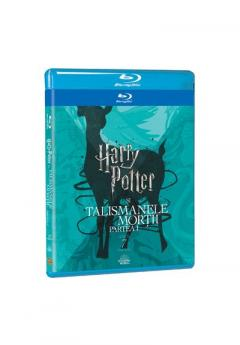 Harry Potter si Talismanele Mortii: Partea 1 / Harry Potter and the Deathly Hallows: Part 1 (Blu-Ray Disc)