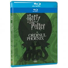 Harry Potter si Ordinul Phoenix / Harry Potter and the Order of the Phoenix (Blu-Ray Disc)