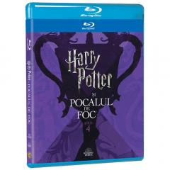 Harry Potter si Pocalul de Foc / Harry Potter and the Goblet of Fire (Blu-Ray Disc)