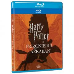 Harry Potter si prizonierul din Azkaban / Harry Potter and the Prisoner of Azkaban (Blu-Ray Disc)
