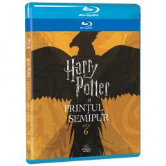 Harry Potter si Printul Semipur / Harry Potter and the Half-Blood Prince (Blu-Ray Disc)