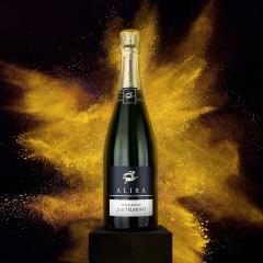 Champagne J. de Telmont - Alira, Chardonnay, Pinot Noir, Pinot Meunier, 2018