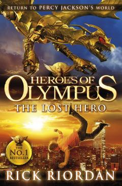The Lost Hero: Heroes of Olympus