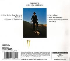 Wish You Were Here [Discovery Edition]. Remastered 2011