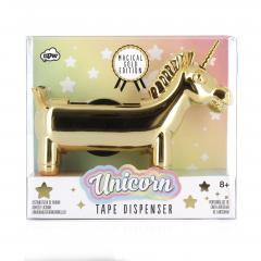 Dispenser banda adeziva - Unicorn Gold