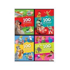 Set 100 de Povesti cu Eroii preferati (4 carti)