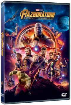 Razbunatorii: Razboiul Infinitului / Avengers: Infinity War