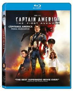 Capitanul America: Primul razbunator (Blu Ray Disc) / Captain America: The First Avenger