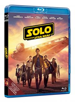 Solo: O poveste Star Wars (Blu Ray Disc) / Solo: A Star Wars Story