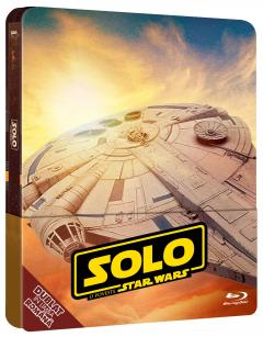 Solo: O poveste Star Wars (Blu Ray Disc) Steelbook / Solo: A Star Wars Story