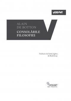 Consolarile filosofiei