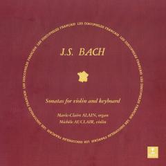 Bach - Sonatas for keyboard & violin - Vinyl