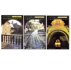 The History of Transylvania - 3 volume