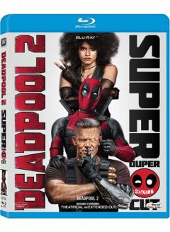 Deadpool 2 (Blu Ray Disc) / Deadpool 2