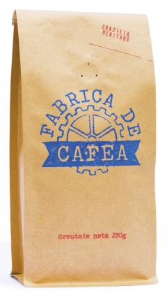 Cafea - Brazilia Heritage (boabe)