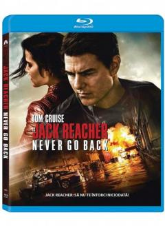 Jack Reacher - Sa nu te intorci niciodata! (Blu Ray Disc) / Jack Reacher - Never Go Back