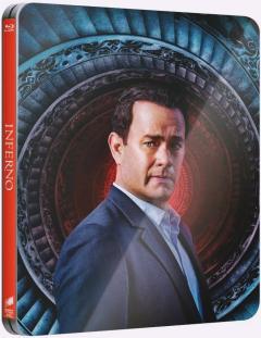Inferno (Blu Ray Disc) Steelbook / Inferno