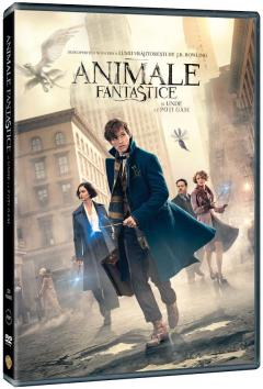 Animale Fantastice si unde le poti gasi / Fantastic Beast and Wthere to Find Them