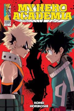 My Hero Academia Vol. 2