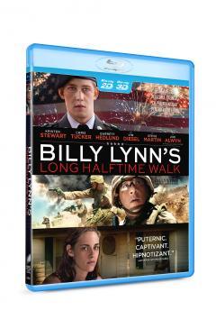 Billy Lynn: Drumul unui erou 2D+3D (Blu Ray Disc) / Billy Lynn's Long Halftime Walk
