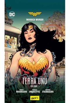 Wonder Woman -Terra Unu