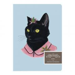 Set 2 caiete - Berkley Bestiary Animal Portrait Writer's