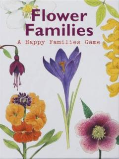 Flower Families - A Happy Families Game