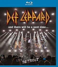 And there will be a next time - Live from Detroit (Blu Ray Disc)