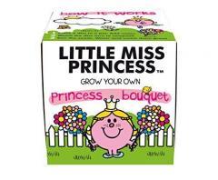 Kit pentru plante - Little Miss Princess - Grow your own princess bouquet