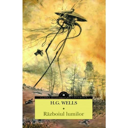 Razboiul lumilor - H.G. Wells