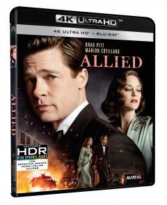 Aliatul (Blu Ray Disc + UHD) / Allied