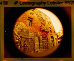 Film foto - Lobster Redscale 110
