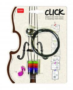 Suport magnetic pentru fotografii - Musical Notes