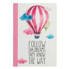Carnet - Follow your dream