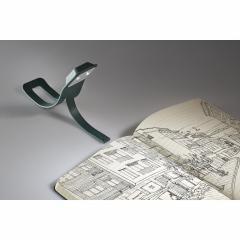 Lampa pentru citit - Moleskine - Forest Green