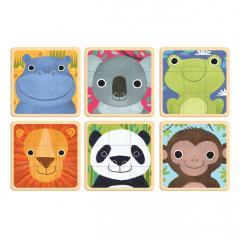 Set 6 puzzle - Animals of the World