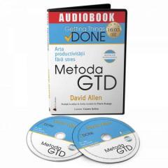 Arta productivitatii fara stres. Metoda GTD Audiobook