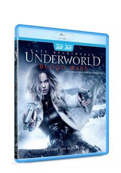 Lumea de dincolo: Razboaie sangeroase (Blu Ray Disc 2D + 3D) / Underworld: Blood Wars